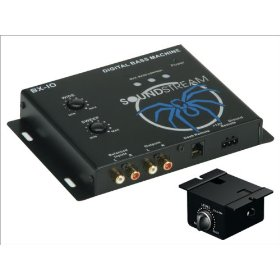 SOUNDSTREAM BX10 Digital Bass Reconstruction Processor
