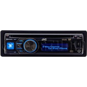 JVC KD-A805 - Radio / CD / MP3 player / USB flash player - Arsenal - Full-DIN - in-dash - 50 Watts x 4