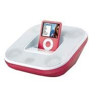 Memorex Mi2032-RED Speaker System for iPod
