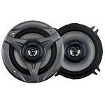 Kenwood KFC 1379ie - Car speaker - 2-way - 5.25