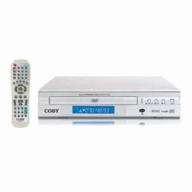 Coby DVD-514 Multizone Dual Voltage (110-220v) Progressive Scan 5.1 Channel DVD Player (Plays All DVDs From All Over The World) DVD514