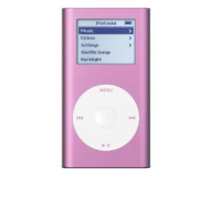 Apple iPod mini 6 GB M9805LL/A (Pink) OLD MODEL
