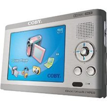 Coby PMP-3522 20 GB Portable Media Player with Touchscreen Interface
