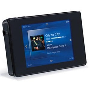 Iriver CXW-4G Clix 4 GB Digital Music and Video Player (Black)
