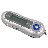 Low Cost MP3 Music Player with 1 GB of memory - Silver