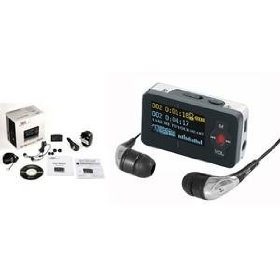 MEElectronics MiniMee 1G MP3 Player with FM Tuner