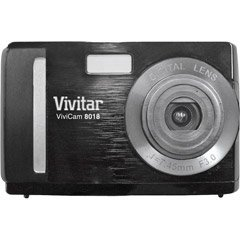 Vivitar V8018 ViviCam 8.1 MP Digital Camera