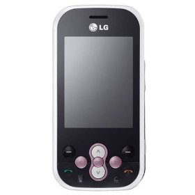 LG KS360 Unlocked Phone with 2 MP Camera, Bluetooh Stereo and MP3, Video Player--International Version with No Warranty (Pink)