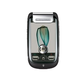 Motorola Ming A1200 Unlocked Phone with 2 MP Camera, MP3/Video Player, and MicroSD Slot--International Version with No Warranty (Black)