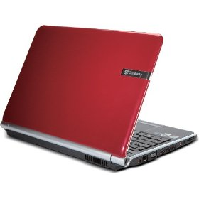 Gateway NV5369Zu 15.6-Inch Laptop (Red)