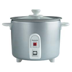 Panasonic sr3nas rice cooker 1.5cup steamer
