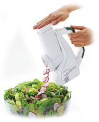 Presto 02910 salad shooter slicer shredder