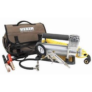 VIAIR VIAIR-45043 100% Duty 450P-Automatic Portable Compressor Kit
