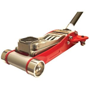 Torin T84030 3 Ton Low Profile Aluminum Racing Jack