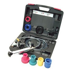 Private Brand Tools (PBT70888) UniTest Cooling System Pressure Tester Deluxe Kit