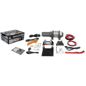 Komodo EW2500DLX ATV Deluxe Winch Kit