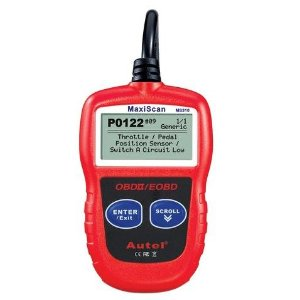 Autel (AULMS310) MaxiScan MS310 OBDII/EOBD Code Reader