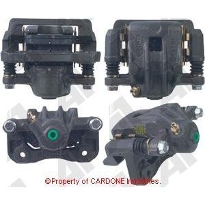 A1 Cardone 17-2704 Remanufactured Brake Caliper