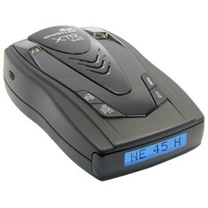 Whistler XTR-540 Cordless Radar Detector with Digital Compass