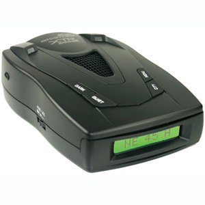 Whistler XTR-695SE Enhanced High Performance Radar/Laser Detector