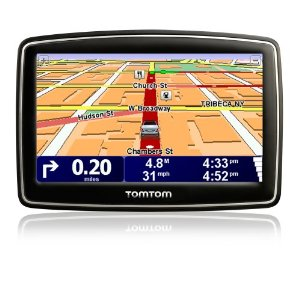 TomTom XL 335S 4.3-Inch Portable GPS Navigator