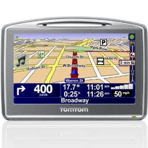 TomTom GO 920 Portable GPS Vehicle Navigator