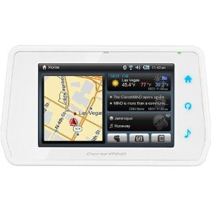 Clarion MiND Mobile Internet Navigation Device (White)