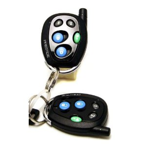Prestige APS787N Remote Start/Car Alarm Combo