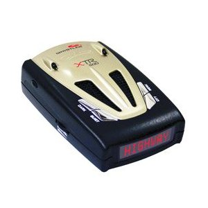 Whistler XTR-500 Radar/Laser Detector with Text Display