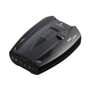 6Band Radar Detector with VG2 and Safety Alert Signals