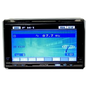 Alpine Iva-w203 In-dash 6.5