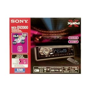 Sony MEXDV2000 DVD/SACD/CD Receiver