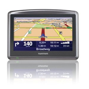 TomTom ONE XL-S 4.3-Inch Widescreen Portable GPS Navigator