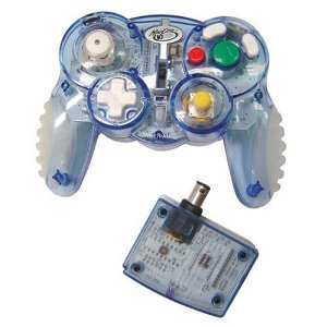 Gamecube Microcon Wireless Controller (Colors May Vary)