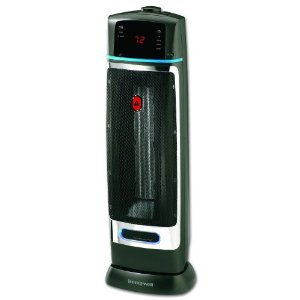 Honeywell HZ-385BP Safety Sentinel Electronic Ceramic Tower Heater