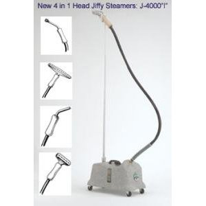 Jiffy HeavyDuty Model J-4000I Steamer/Cleaner 5.5 hose