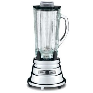Waring Commercial Chrome Bar Blender BB900G