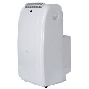 SPT WA-1140DE Dual-Hose 11,000-BTU Portable Air Conditioner with Remote Control