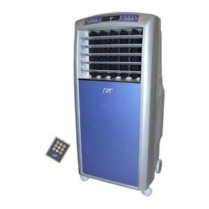 SPT SF-611 Portable Evaporative Air Cooler with Cooling Pad