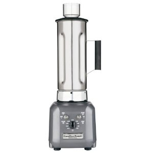 Hamilton Beach HBF400 Commercial High-Performance Food Blender, Silver