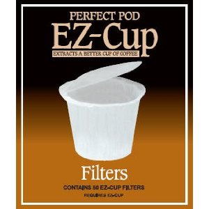 Perfect Pod EZ-Cup Filter Papers