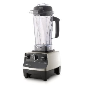 Vitamix 1710 Professional Series 500 Variable-Speed Countertop Blender with 2+ HP Motor and 64-Ounce Jar