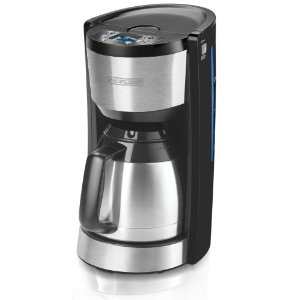Black & Decker CMD3500MBT 8-Cup Programmable Coffeemaker with Thermal Carafe