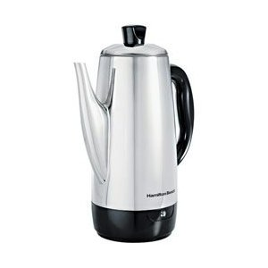 Hamilton Beach 40616 Percolator