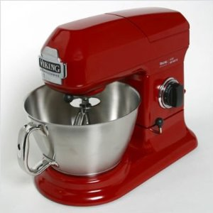 Viking VSM500BR Bright Red Stand Mixer 5-qt.
