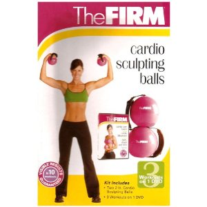 The FIRM Cardio Sculpting Balls