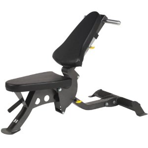 Hoist Fitness Flat Incline Bench