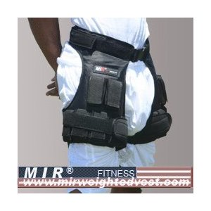 MiR 45Lbs Adjustable Weighted Shorts
