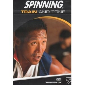 Spinning Train and Tone DVD