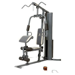 Marcy MWM980 150-Pound Stack Gym and Shroud
